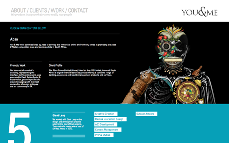 You & Me - Creative Digital Agency