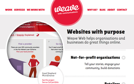 Weave Web Communications