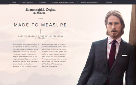 Ermenegildo Zegna - Made to measure