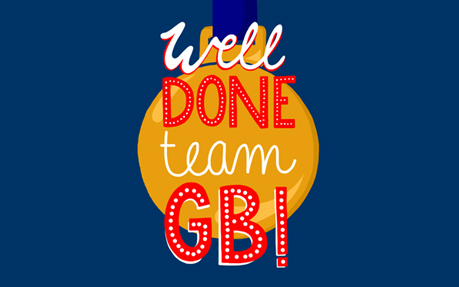 Well Done Team GB