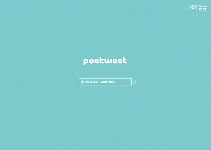 Poetweet